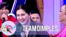 Team Dimples plays Monoblock Buster | GGV