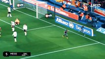 10 Impossible Goals Scored By Lionel Messi That Cristiano Ronaldo Will Never Ever Score - HD