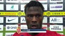 """Keita Baldé : """"Ce match on pouvait le gagner"""""""