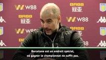 "Barça - Guardiola : ""Valverde ne mérite pas ça"""