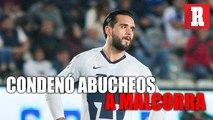 Luis Quintana condenó abucheos a Malcorra