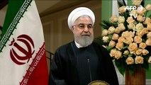 """Irán se dice a favor de la """"distensión"""" para resolver crisis"""