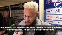 L'avis de Neymar sur le PSG