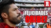 Oribe Peralta, el hombre de oro