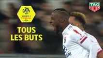 Tous les buts de la 20ème journée - Ligue 1 Conforama / 2019-20