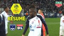Girondins de Bordeaux - Olympique Lyonnais (1-2)  - Résumé - (GdB-OL) / 2019-20