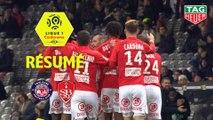 Toulouse FC - Stade Brestois 29 (2-5)  - Résumé - (TFC-BREST) / 2019-20