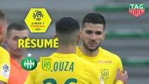 AS Saint-Etienne - FC Nantes (0-2)  - Résumé - (ASSE-FCN) / 2019-20