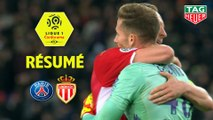 Paris Saint-Germain - AS Monaco (3-3)  - Résumé - (PARIS-ASM) / 2019-20