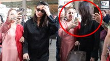 Kareena Kapoor Gets ANGRY As Fans Click Selfies With Her