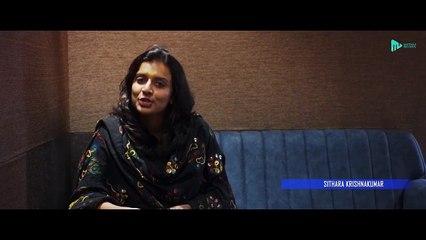 Sithara Krishnakumar About Mudapples Song | Akshay Keecheri | Kishan Mohan | Sapthaa Records