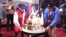 Les Bronzés font du ski ont 40 ans - Les acteurs du film se sont réunis à Val d'Isère, la station de ski où le film a été tourné .