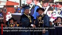 Video Jusuf Kalla Dianugerahi Doktor Honoris Causa oleh ITB