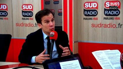 Gaspard Gantzer - Sud Radio lundi 13 janvier 2020
