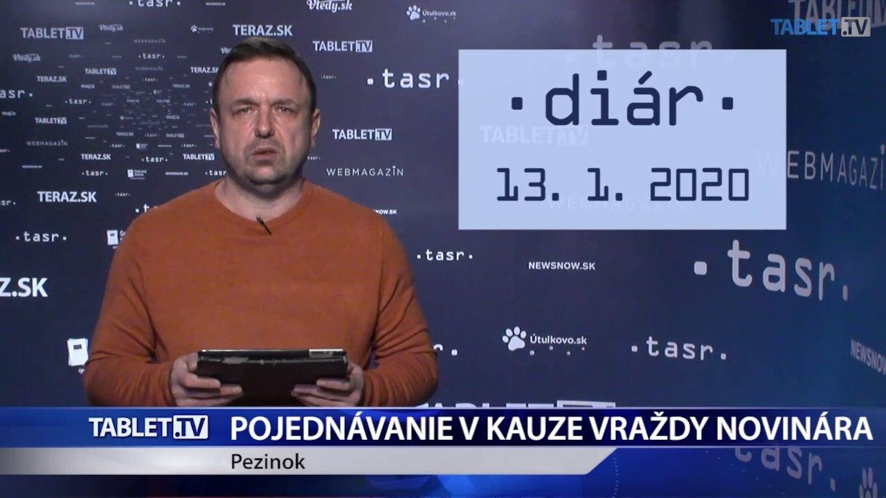 DIÁR: Začína sa pojednávanie v kauze vraždy J. Kuciaka