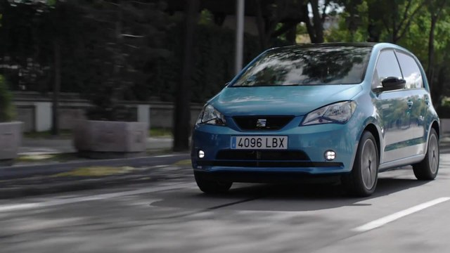 Seat - 6 reasons for driving an electric car