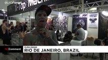 Le monde du tatouage tourné vers Rio de Janeiro