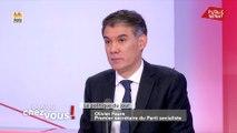 Municipales à Paris : « Anne Hidalgo va gagner et je l'en félicite » déclare Olivier Faure