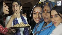 Makar Sankranti Celebration Of On The Sets Of Dadi Amma Dadi Amma Maan Jaao