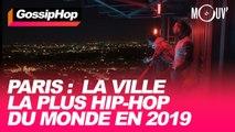 Paris : la ville la plus hip-hop du monde en 2019