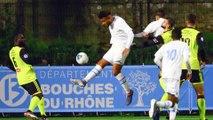 National 2 | Nîmes - OM (1-3) : Les buts