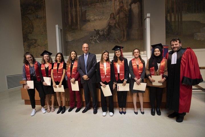 Rentrée solennelle 2019 ESL - Ecole Européenne de Droit