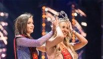 Céline Van Ouytsel est Miss Belgique 2020