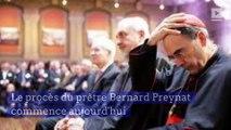 Le prêtre Bernard Preynat doit faire face à ses victimes