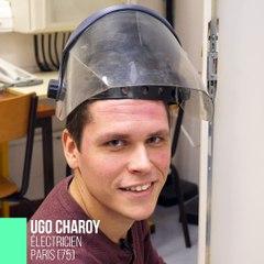 Mon histoire de formation  | Ugo reprend des études pour devenir électrotechnicien