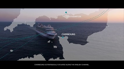 Cherbourg Cruise Destination