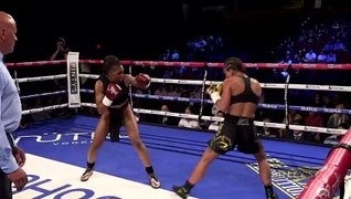 Jessica Camara vs Natalie Brown 02 06 2018 Full Fight vi