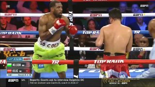 Steven Nelson vs Cem Kilic 11 01 2020 Full Fight video d