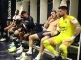 Football - Ligue 1 - Benoît Costil recadre ses coéquipiers après la défaite de Bordeaux contre Lyon