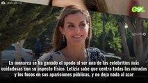 La foto de la Reina Letizia ¡con todo eso de ahí al aire! que paraliza España