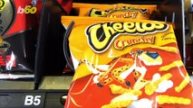 Cheetos Creates Official Term For Cheese Dust Left On Your Fingers After Eating Cheetos!