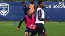 Images de l'entrainement des Girondins du 28.12_4