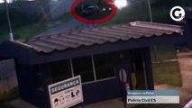 Vídeo mostra assassinato de balconista em Guarapari