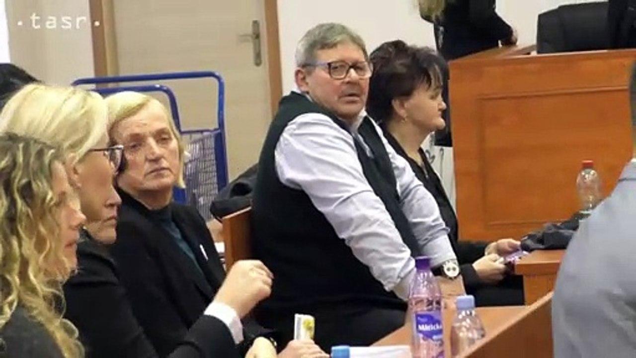 ŠTS Pezinok - Začalo sa hlavné pojednávanie vo veci úkladnej vraždy novinára Jána Kuciaka