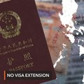 PH makes visa upon arrival 30 days only for Chinese tourists