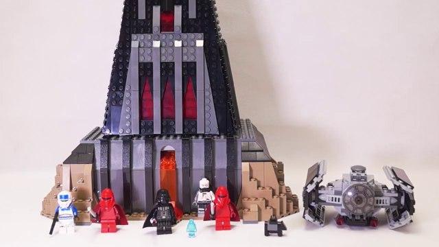 LEGO Darth Vader's Castle 75251 Star Wars Speed Build