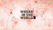 Where in the World: Branko Lazic, Crvena Zvezda mts Belgrade