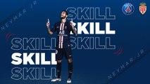 Le geste technique : Paris Saint-Germain - AS Monaco