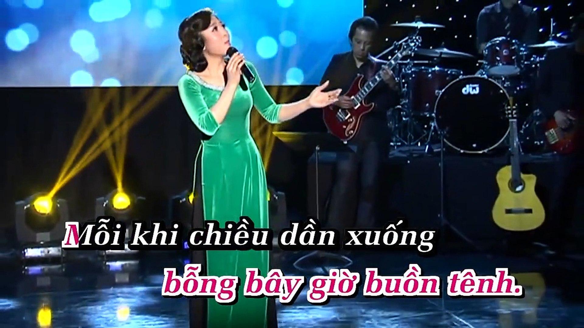 [Karaoke] Yêu Một Mình - Hà Thanh Xuân [Beat]