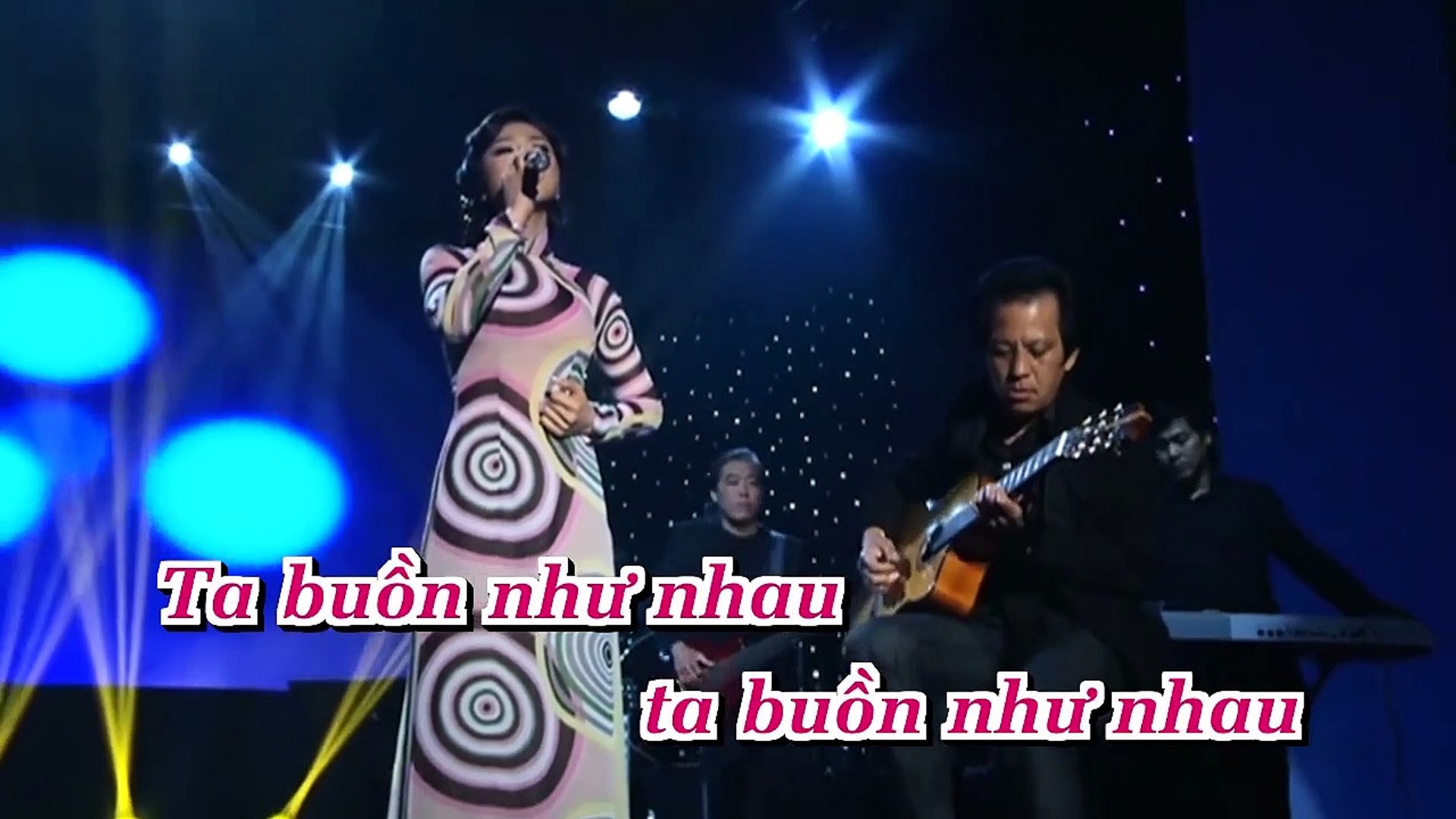[Karaoke] Ai Buồn Hơn Ai - Hà Thanh Xuân [Beat]