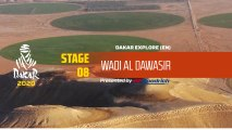 Dakar 2020 - Stage 8 - Wadi Al Dawasir
