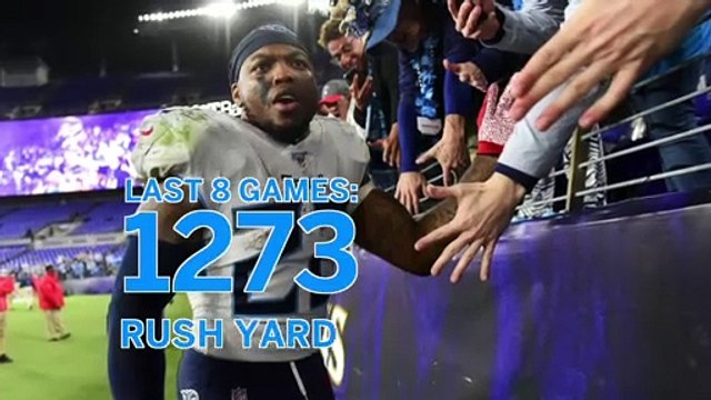 Derrick Henry Is The King: These Crazy Stats Show Why