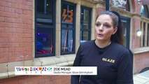Officers Workers Keep Fit in Jan with Birmingham's New Pop Up!