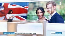 Royaume-Uni : réunion de crise autour d'Elizabeth II