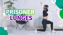 Prisoner lunges - Fit People
