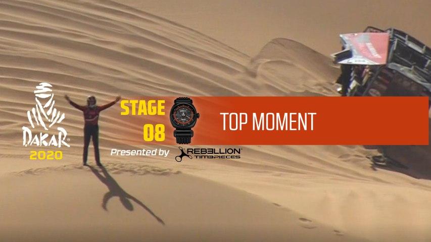 Dakar 2020 - Étape 8 / Stage 8 - Top Moment by Rebellion